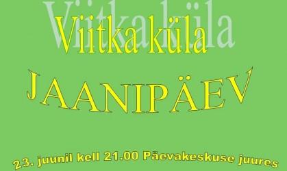 2015 Jaanituli Viitkal