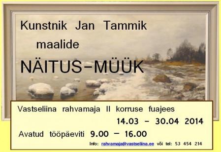2014 JanTammik Naitus