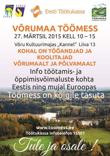 2015 Vorumaa toomess