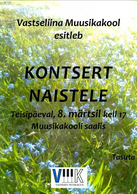 2016 Naistpaevakontsert