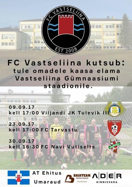 2017 FC september