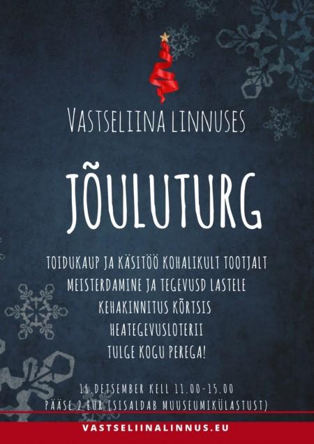 2017 Vastseliina linnuse j6uluturg