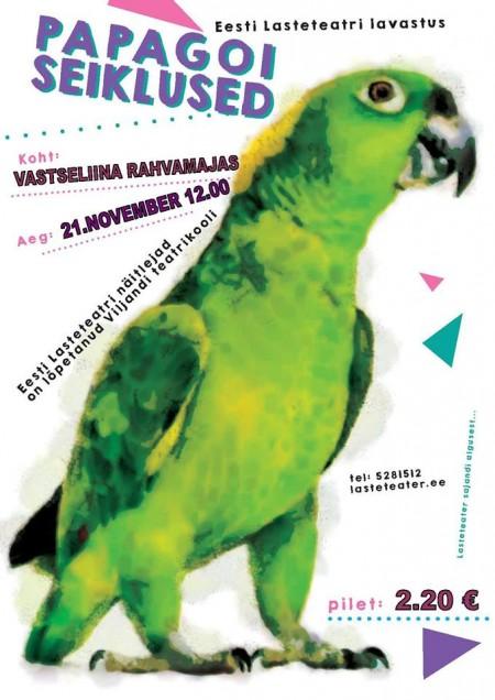 2017 papagoiseiklused