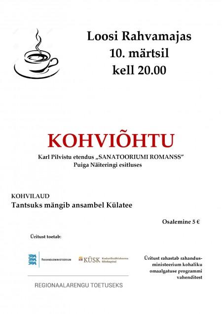 2017 Loosikohviohtu