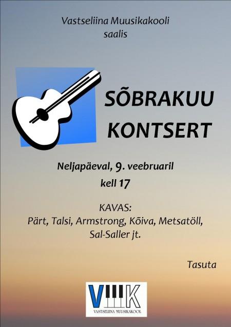 2017 s6brakuukontsert