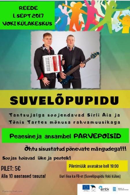 2017 Suvel6pupiduVokil