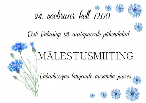 2016 Malestusmiiting