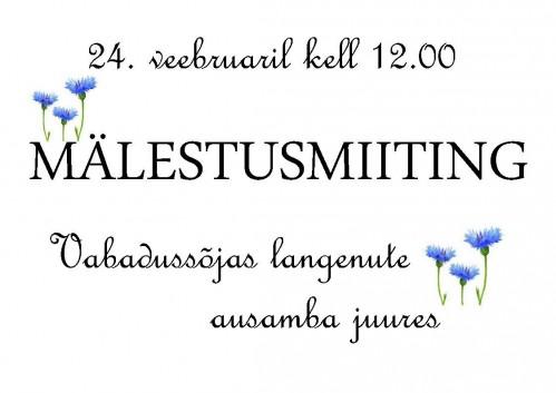 2014-Malestusmiiting