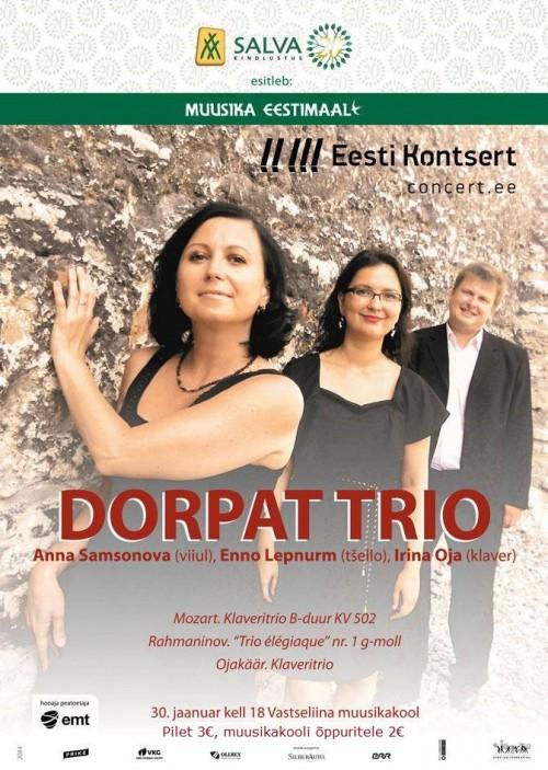 2014 dorpat trio
