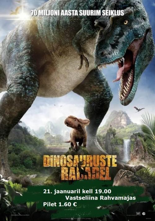 2014-dinosauruste radadel