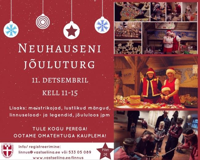 Neuhauseni jouluturg