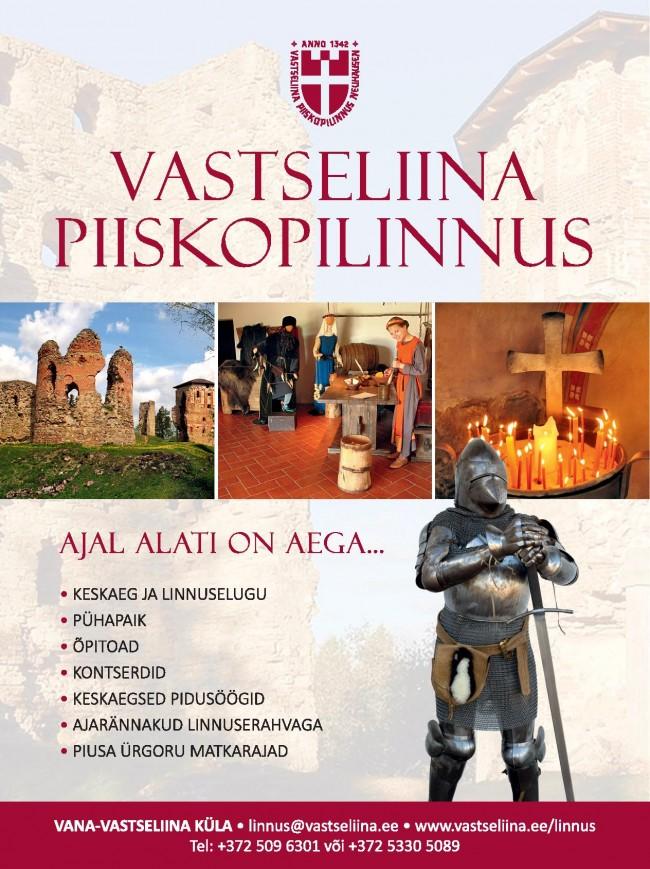 Vastseliina.reklaam